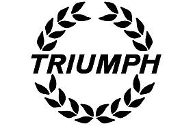 Emblema de Triumph
